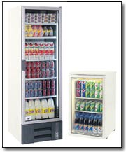 Freezers for Retailing